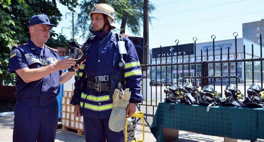 Мариупольским спасателям подарили немецкое оборудование (ФОТО), фото-2