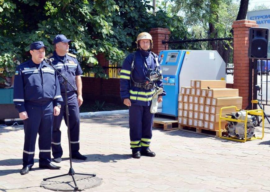 Мариупольским спасателям подарили немецкое оборудование (ФОТО), фото-5
