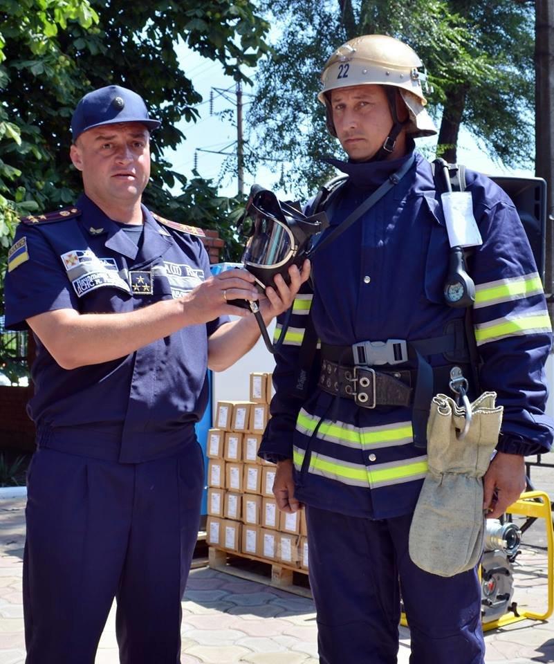 Мариупольским спасателям подарили немецкое оборудование (ФОТО), фото-6