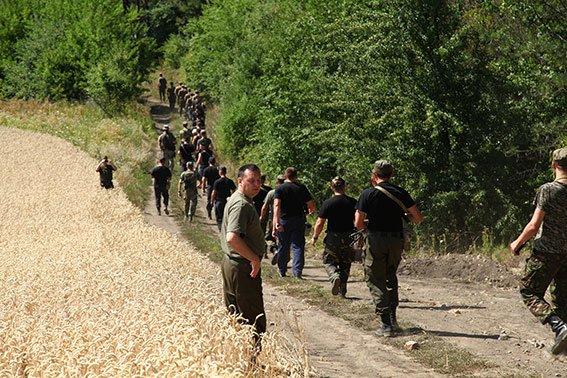 Як «полювали» на 5-го із біглиз в'язнів (ФОТО+ВІДЕО) (фото) - фото 1