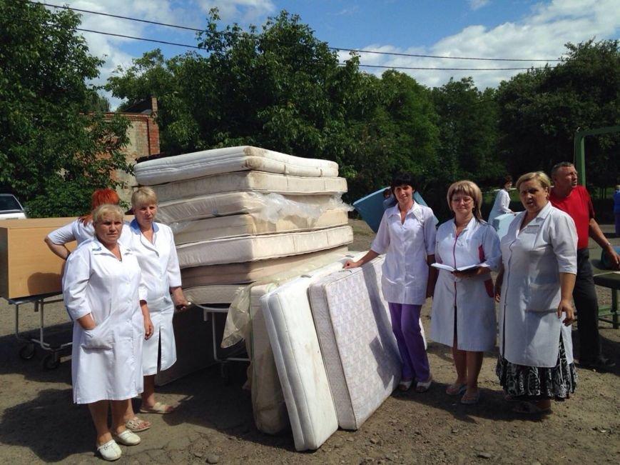 Кіцманська лікарня отримала гуманітарну допомогу з Німеччини, фото-1
