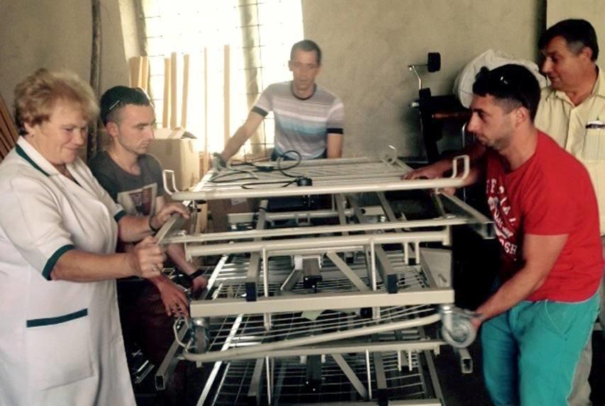Кіцманська лікарня отримала гуманітарну допомогу з Німеччини, фото-2