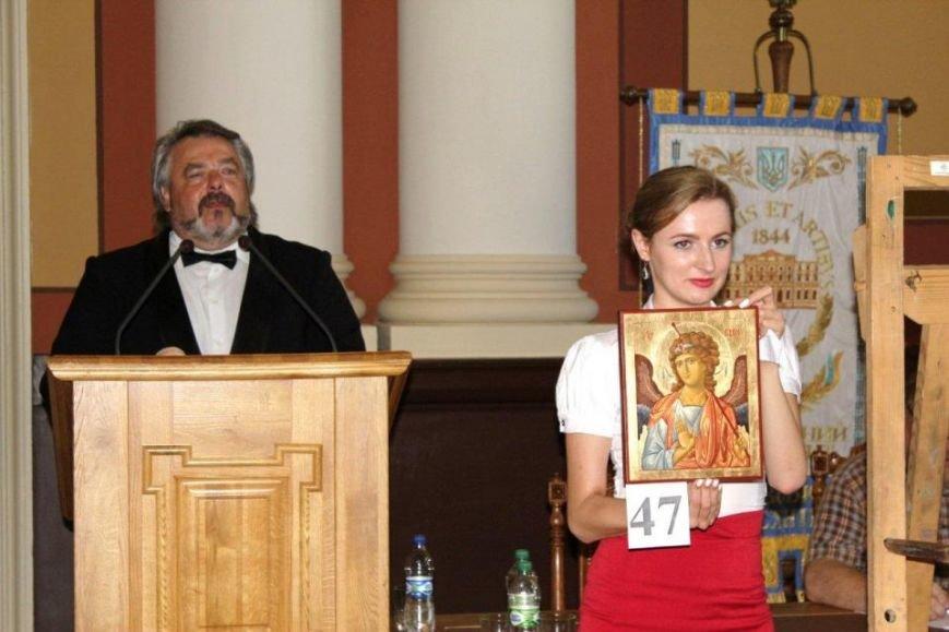 У Львівській політехніці на благодійному художньому аукціоні зібрали 270 тис. грн. на пам'ятник Шептицькому (ФОТО) (фото) - фото 1