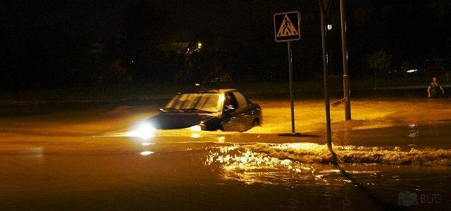 Гродно вновь затапливает: синоптики прогнозируют дождливую неделю (фото) - фото 6
