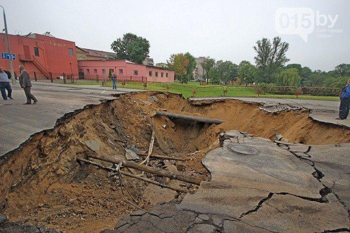Гродно вновь затапливает: синоптики прогнозируют дождливую неделю (фото) - фото 5