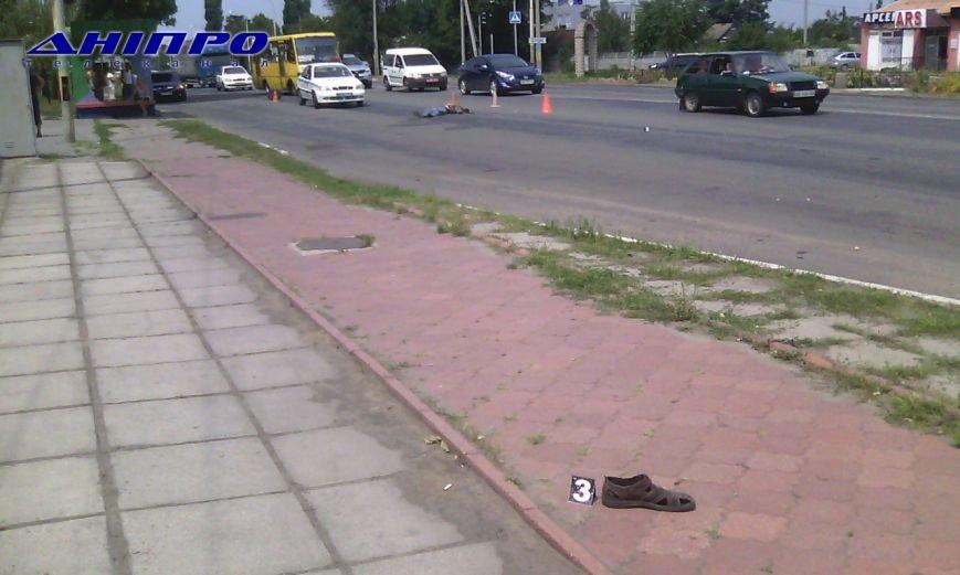 На пешеходном переходе в районе «Сельмаг» грузовик насмерть сбил мужчину, фото-2