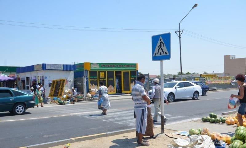 В Актау построят надземные переходы и стоянки для такси (фото) - фото 2