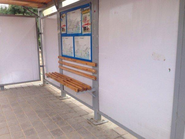 Собственник остановки в Актау устранил нарушение закона о языках, фото-1