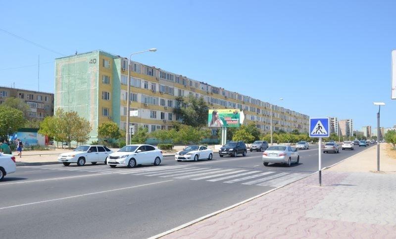 В Актау построят надземные переходы и стоянки для такси (фото) - фото 1