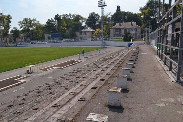 В Днепродзержинске реконструируют стадион «Металлург», фото-2