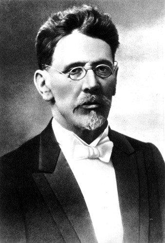 Отец писателя С. Я. Маршака – родом из Кременчуга (фото) - фото 1