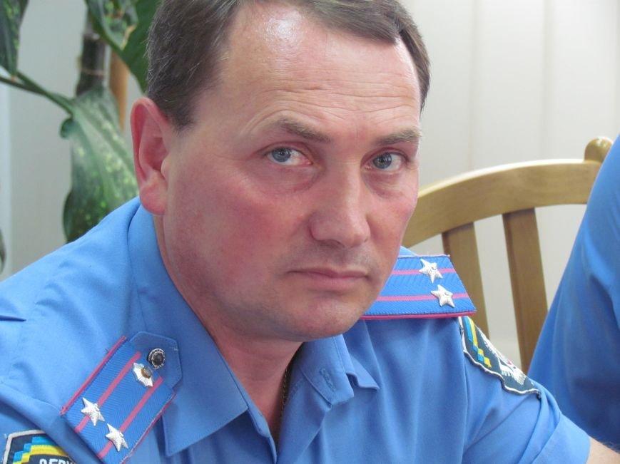 В Мариуполе представлен новый начальник ГАИ (ФОТО), фото-3