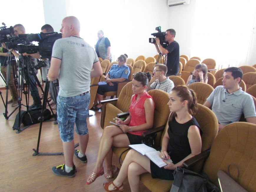 В Мариуполе представлен новый начальник ГАИ (ФОТО), фото-4