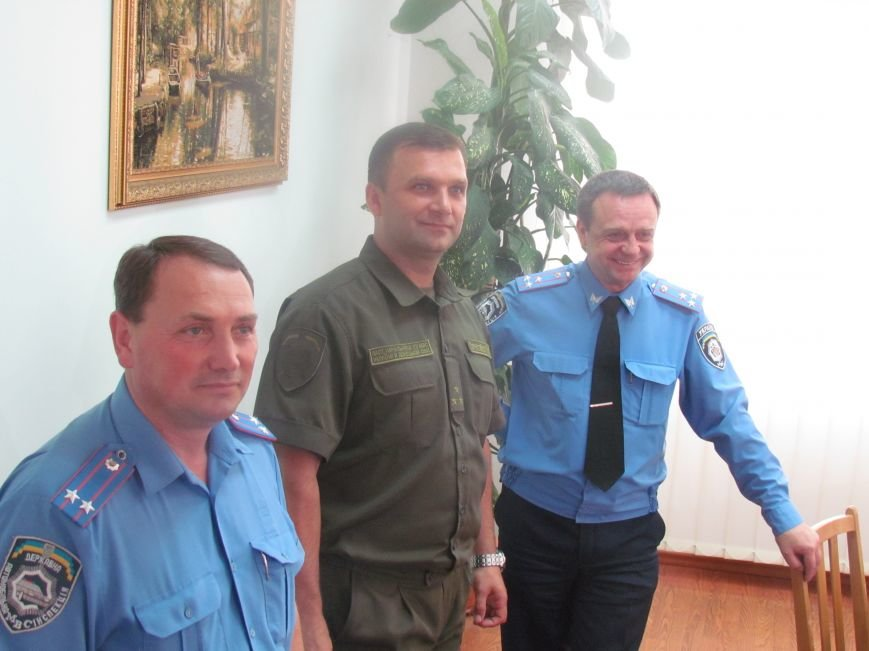 В Мариуполе представлен новый начальник ГАИ (ФОТО), фото-1