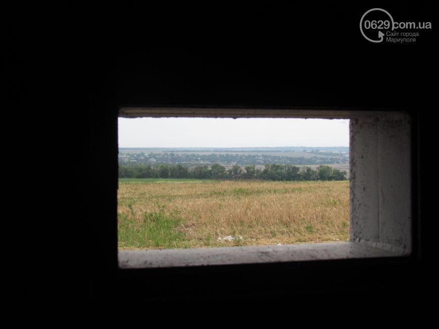 Були порослі, стали лінії оборони Маріуполя. Фоторепортаж (фото) - фото 19