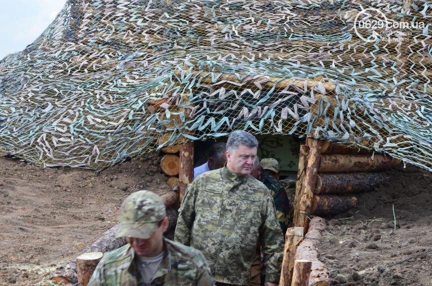 Були порослі, стали лінії оборони Маріуполя. Фоторепортаж (фото) - фото 1