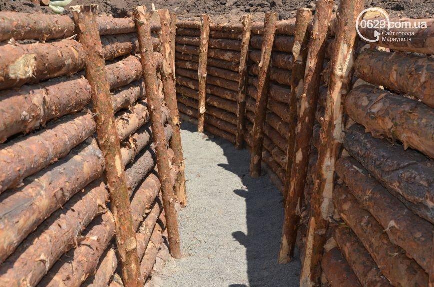 Були порослі, стали лінії оборони Маріуполя. Фоторепортаж (фото) - фото 4