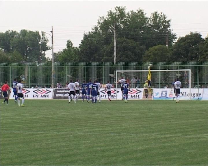 Футбол в Армавире: никто никому не забил (фото) - фото 1