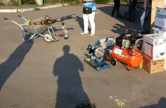 Буковинські міліціонери в зоні АТО ліквідували нелегальний канал постачання палива з Росії, фото-2