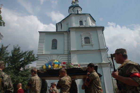 Сумы простились с погибшим в АТО Героем (ФОТО+ВИДЕО), фото-3