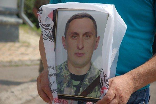 Сумы простились с погибшим в АТО Героем (ФОТО+ВИДЕО), фото-4