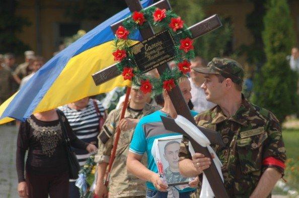 Сумы простились с погибшим в АТО Героем (ФОТО+ВИДЕО), фото-1