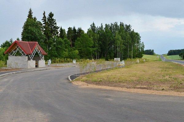 В Гродненской области открылась новая трасса P-52, связав Ошмяны, Островец и АЭС (фото) - фото 1