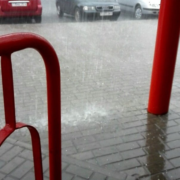Сильные дожди глазами гродненцев - грозы, град и потопы местного уровня (фото) - фото 5