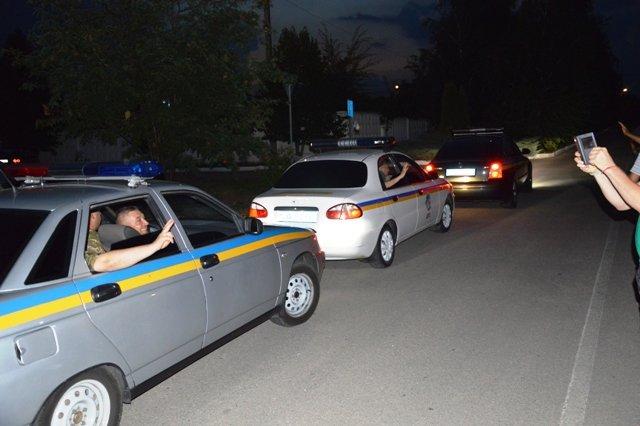 На Кіровоградщині відбулася чергова ротація вартових доріг на Схід. ФОТО, фото-3