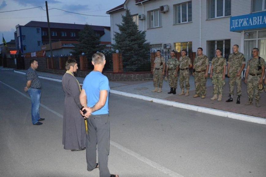 На Кіровоградщині відбулася чергова ротація вартових доріг на Схід. ФОТО, фото-2