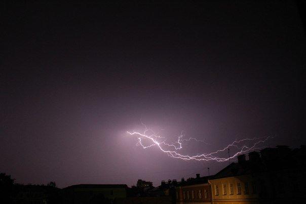 Сильные дожди глазами гродненцев - грозы, град и потопы местного уровня (фото) - фото 13