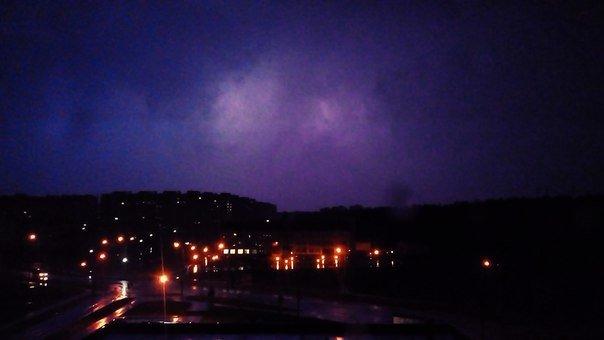 Сильные дожди глазами гродненцев - грозы, град и потопы местного уровня (фото) - фото 16