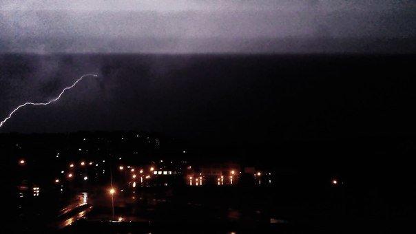 Сильные дожди глазами гродненцев - грозы, град и потопы местного уровня (фото) - фото 17