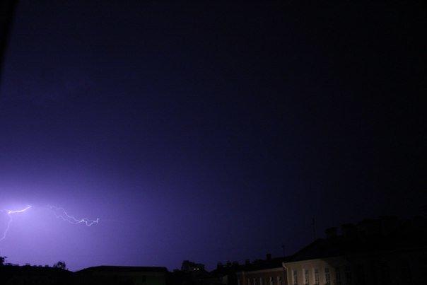 Сильные дожди глазами гродненцев - грозы, град и потопы местного уровня (фото) - фото 15