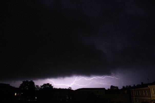 Сильные дожди глазами гродненцев - грозы, град и потопы местного уровня (фото) - фото 11