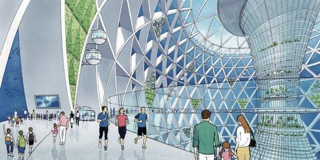 Японцы построят город на дне океана (фото) - фото 3