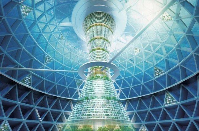 Японцы построят город на дне океана (фото) - фото 1