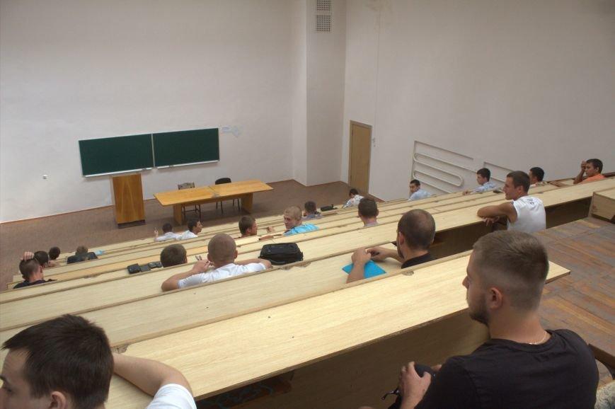 В Днепродзержинском государственном техническом университете близится к завершению вступительная кампания (фото) - фото 8