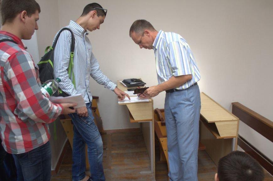 В Днепродзержинском государственном техническом университете близится к завершению вступительная кампания (фото) - фото 9