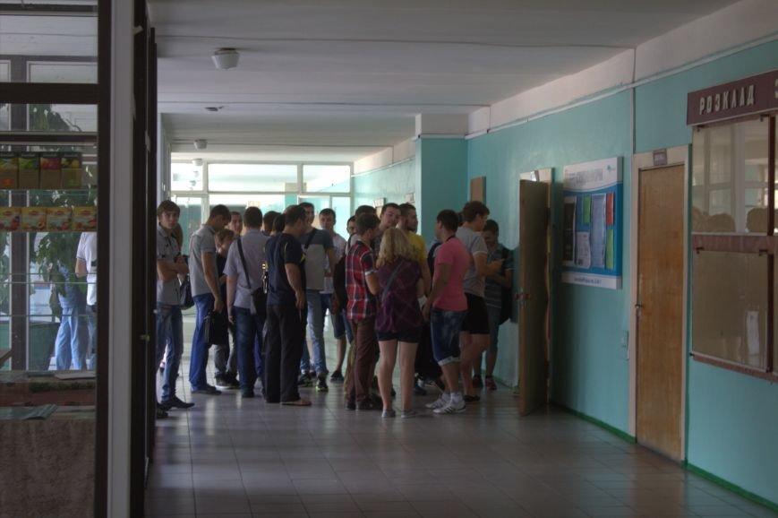 В Днепродзержинском государственном техническом университете близится к завершению вступительная кампания (фото) - фото 7