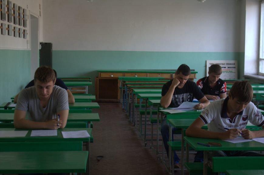 В Днепродзержинском государственном техническом университете близится к завершению вступительная кампания, фото-4