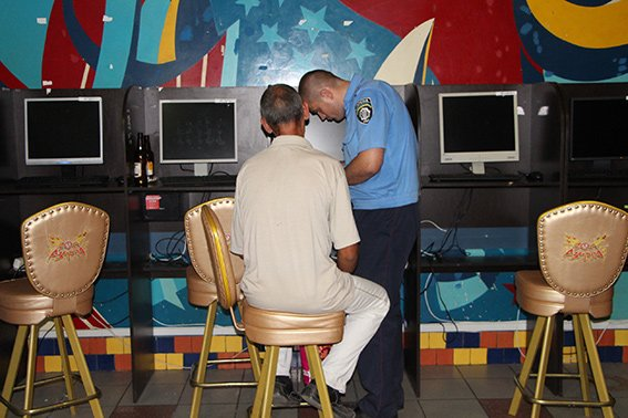 В Николаеве правоохранители «накрыли» подпольный зал игровых автоматов (ФОТО) (фото) - фото 3