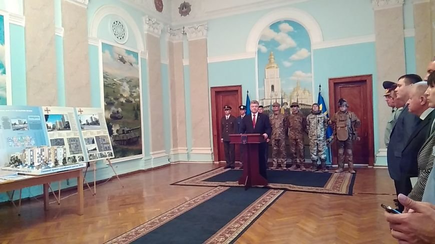 27 липня Петро Порошенко зустрівся з «Волонтерським десантом» Міністерства оборони України (ФОТО), фото-1