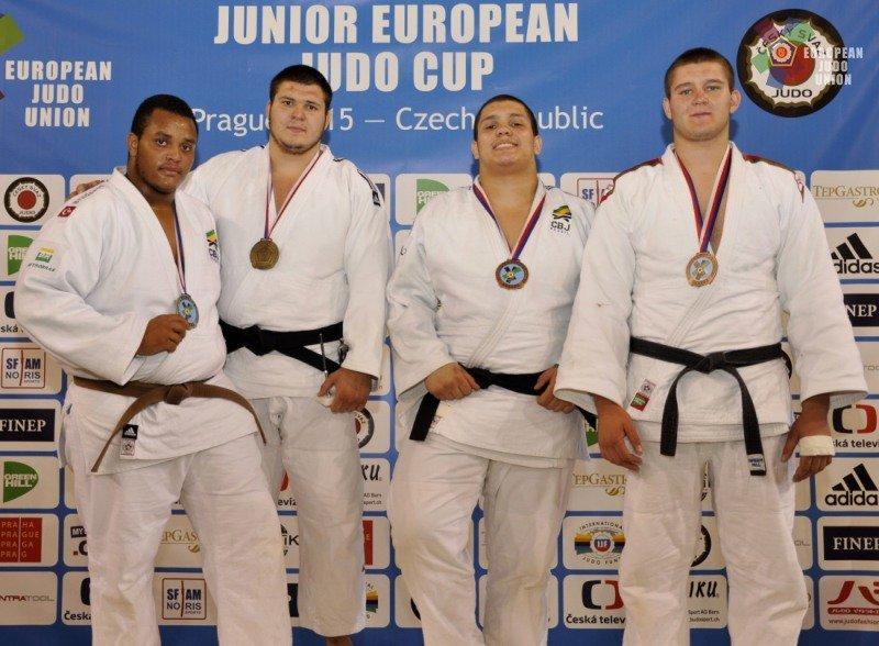Днепропетровские дзюдоисты - победители Кубка Европы, фото-1