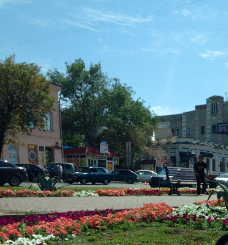 «Вазики» дорогу не поделили: ДТП на ул. Гончарова. Фото, фото-1