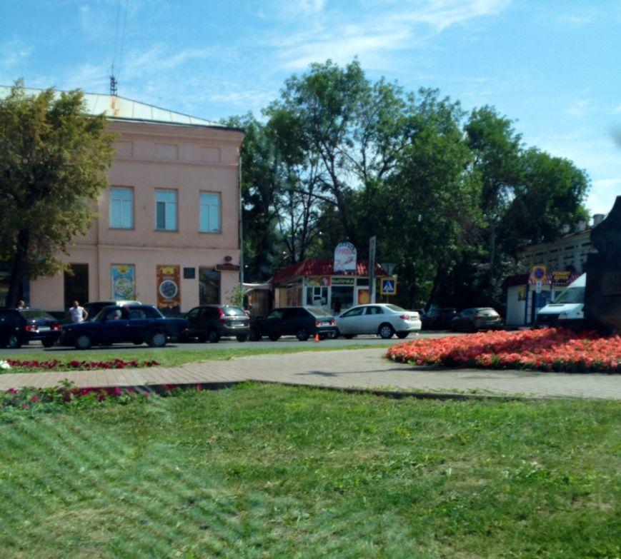 «Вазики» дорогу не поделили: ДТП на ул. Гончарова. Фото, фото-2