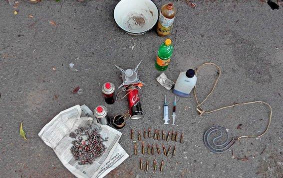 На Житомирщині оперативники затримали групу наркозбувачів (фото) - фото 1