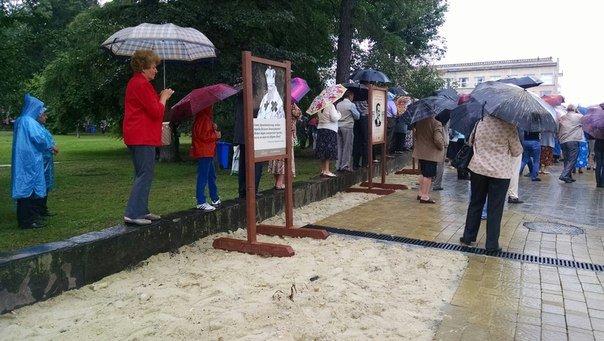Сотні львів'ян прийшли вшанувати 150-річчя з Дня народження Андрея Шептицького (ФОТО) (фото) - фото 3