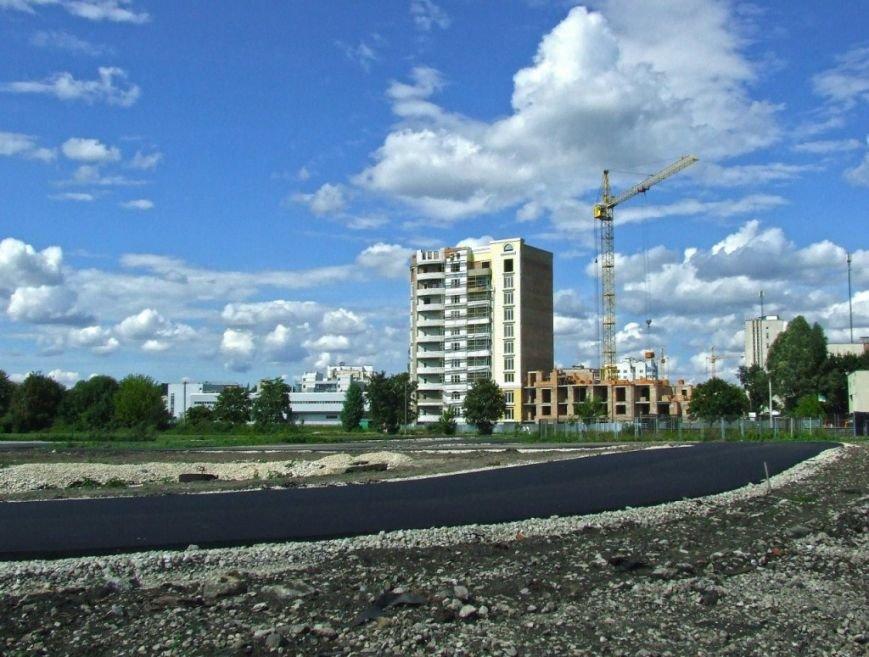 Спортсмени почали випробовувати оновлену картингову трасу у Тернополі (фото) (фото) - фото 1