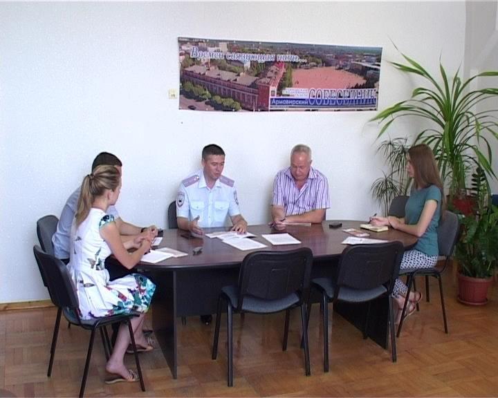 В Армавире проходит акция «Кубань без коррупции» (фото) - фото 1